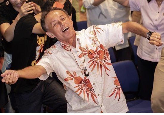 沖縄の玉城デニー知事、ヘイトスピーチ規制条例制定を検討 ・・・沖縄に居る変な外人からのヘイトも規制してね!