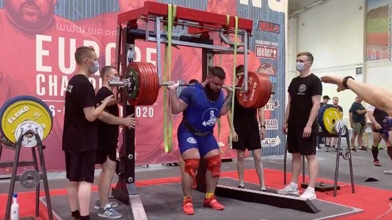【動画】400kgパワーリフティング → 両膝骨折、半月板が割れ健が切れる ・・・見れるかな?