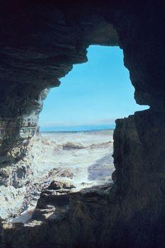 死海文書-洞窟