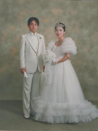 結婚式写真(1)