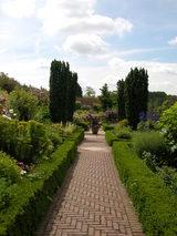 リーズ城庭園