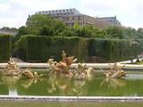 ベルサイユ噴水