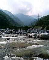 天竜川しぶき
