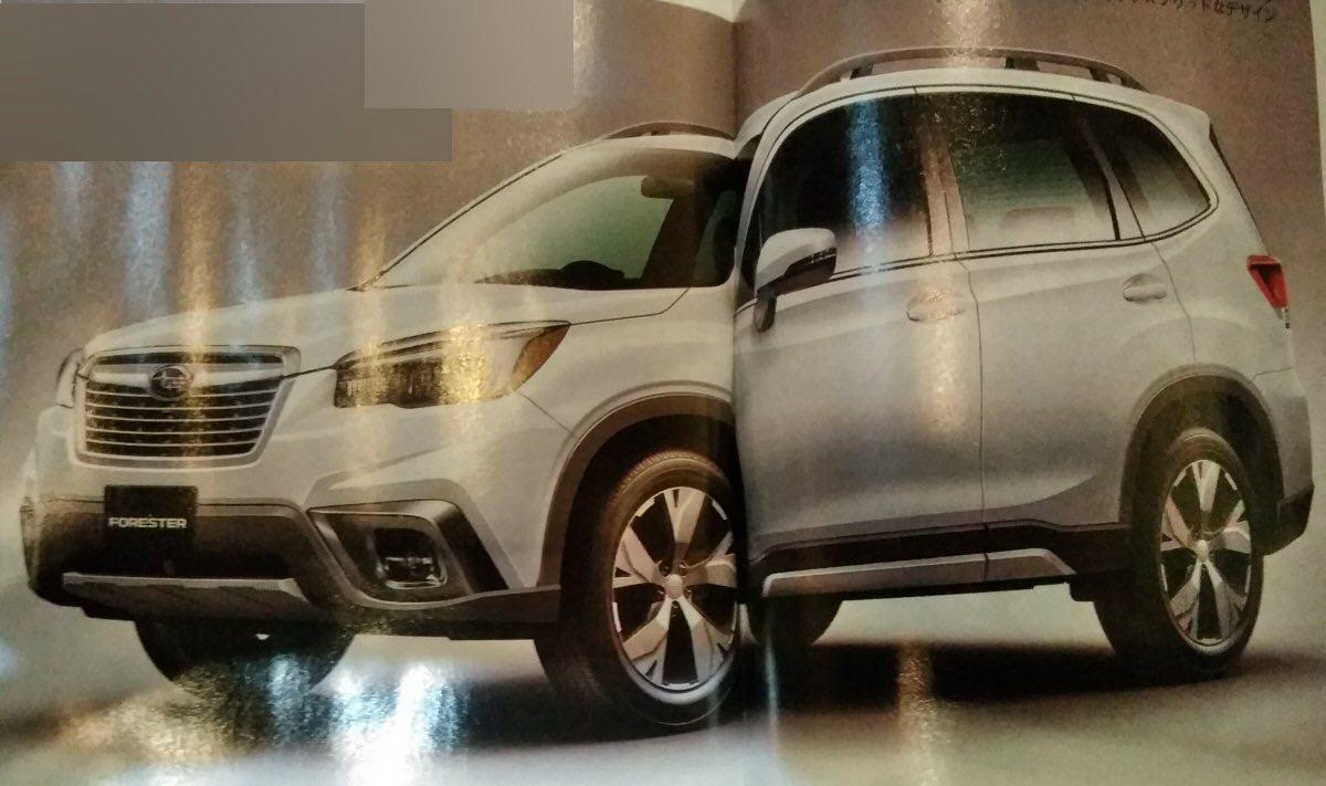 2018 - [Subaru] Forester 4aa3a751