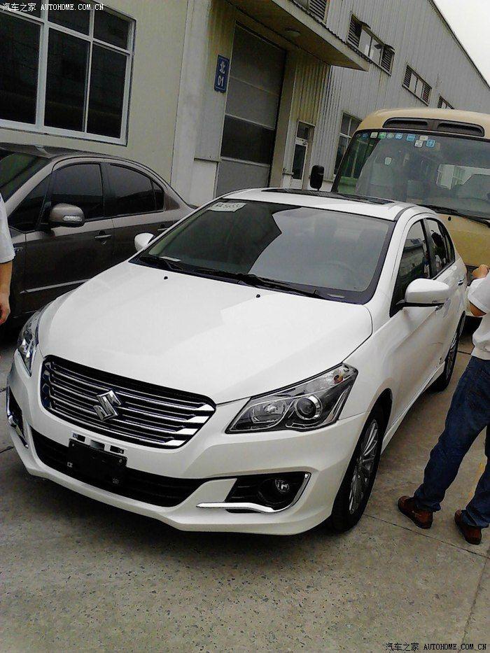 新車速報 Car Drive スズキ 新型中型セダンを発売。まずはインドで