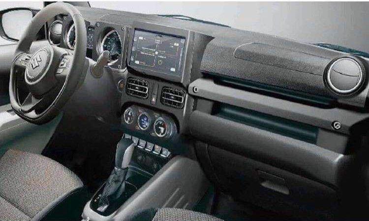 スズキ 新型ジムニーの内装画像か 頑張れ!三菱自動車応援ブログ