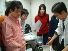 たのゼミ研究会(2/5):水と油の実験