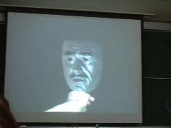 COEテーマ講義(4)凹面顔錯視
