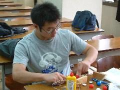 分子模型講座:イチハラさん