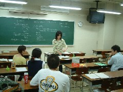 たのゼミ研究会(7/10)《自由電子》授業報告