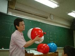 レガス新宿(2)赤パンツと酸素,窒素