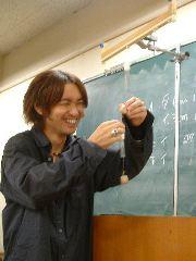 《ばねと力》体験講座4:ジョ〜ン!
