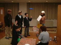 神楽坂夢工房:〈ころりん〉ジョンさん&藤井さん