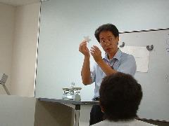 出口陽正さん理科大特別講義
