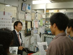 生命科学の現在・パート6(8)正井久雄さん