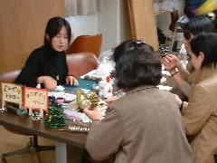 神楽坂夢工房:ものづくりブース1女性に人気