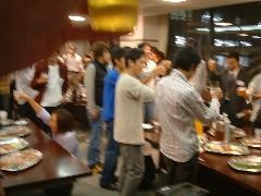 東京大学農学部一類 内定者歓迎会