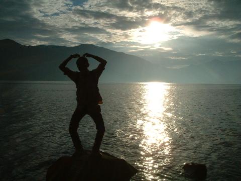 日光(1)中禅寺湖畔