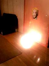部屋ランプ