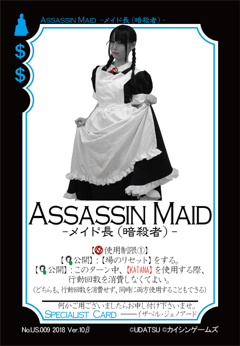 Assassin Maid