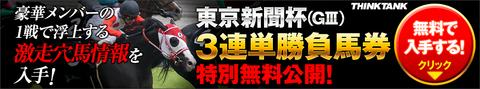 シンクタンク:東京新聞杯1080_200