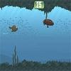 オタマジャクシ泳がしゲーム