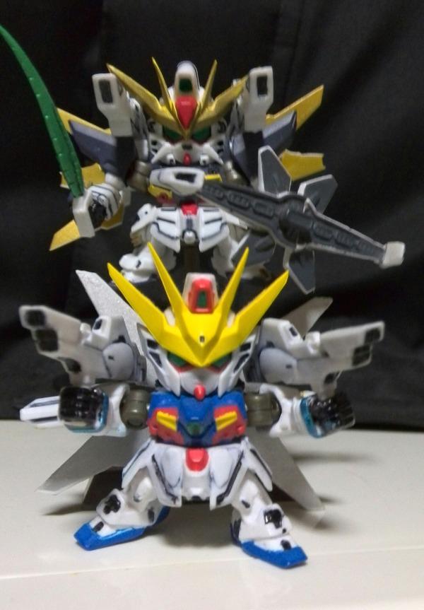 001 ガンダムX プラモ