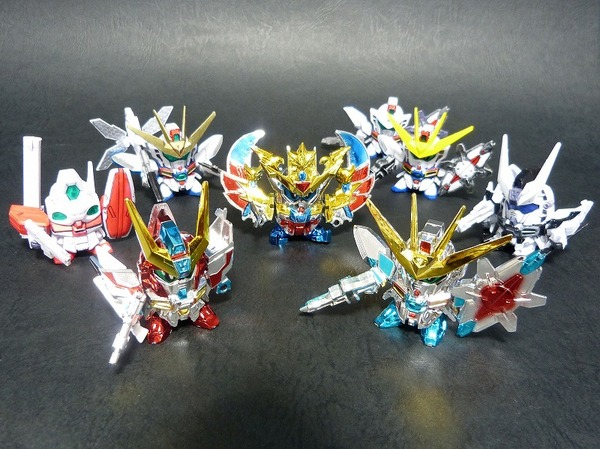 009 ガンダムX プラモ