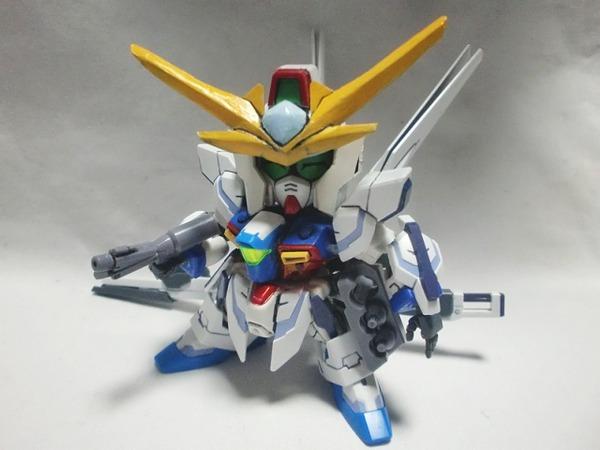 013 SD ガンダムX