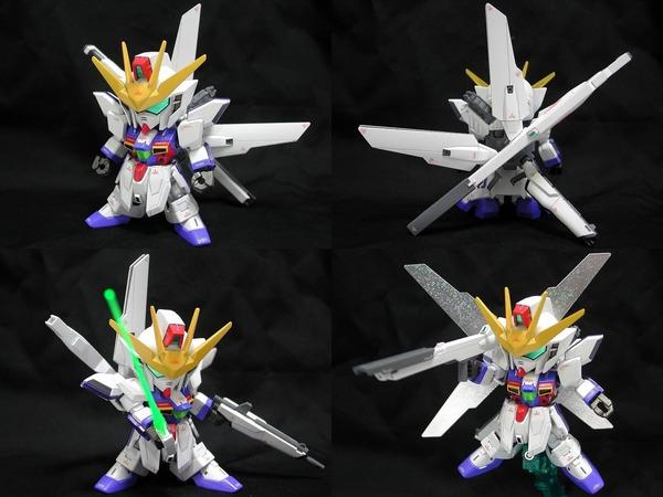 009 SDガンダム ガンダムX
