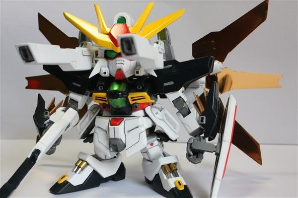 001 機動新世紀ガンダムX ガンプラ