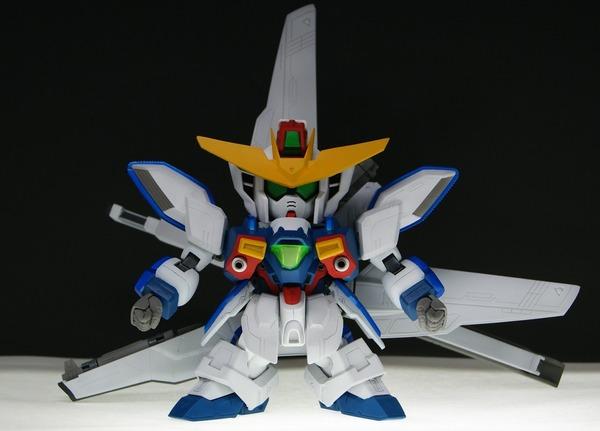 001 SDガンダム ガンダムX