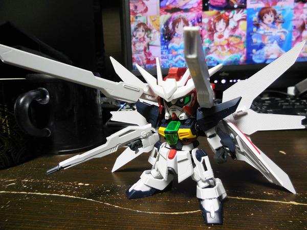 008 SD ガンダムX