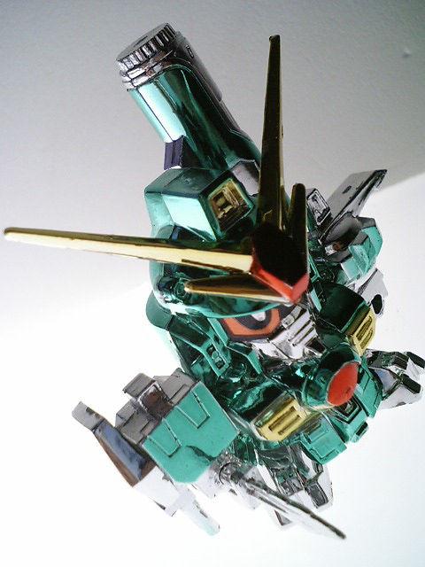 008 ガンダムX プラモ