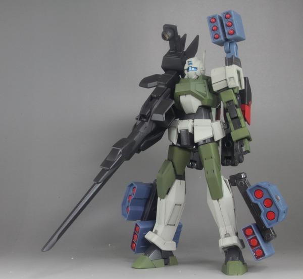 011 機動戦士ガンダムAGE ガンプラ カスタム