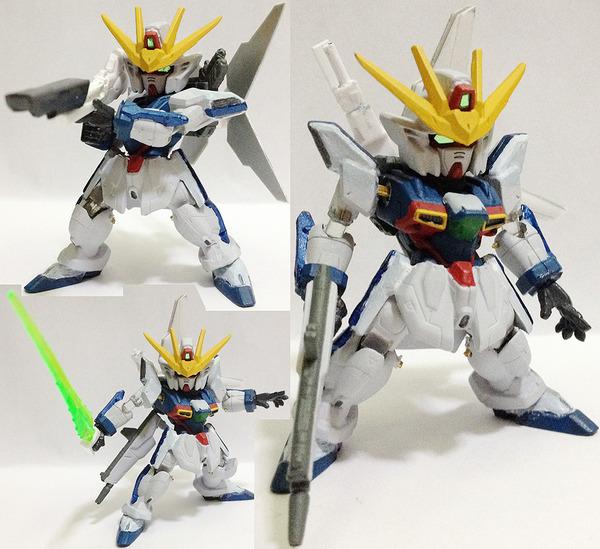 006 機動新世紀ガンダムX ガンプラ