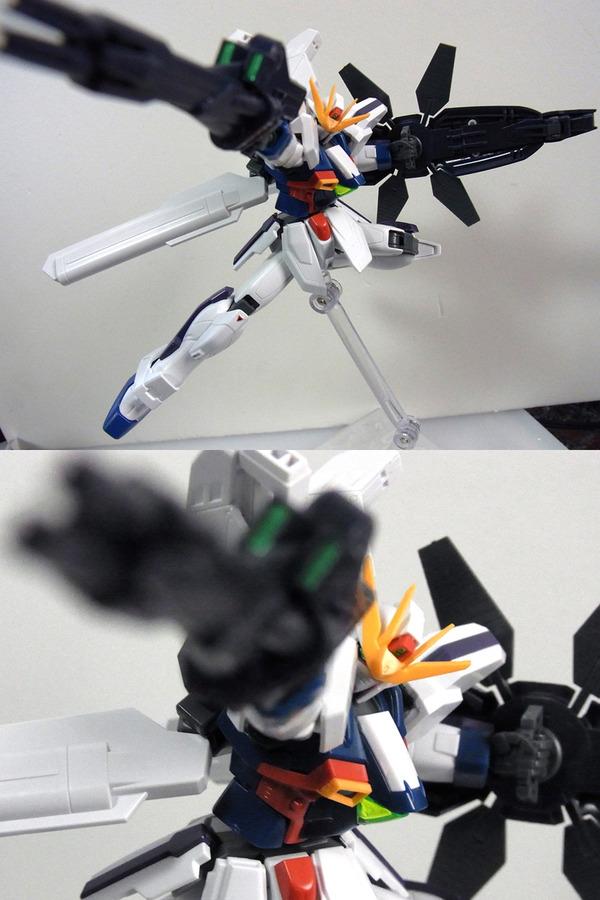006 ガンダムX プラモ