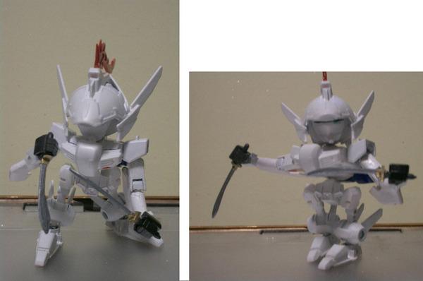 009 SD ガンダムX
