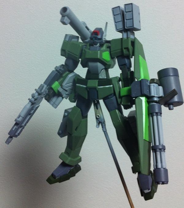 018 機動戦士ガンダムAGE ガンプラ カスタム