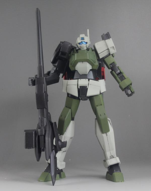 001 機動戦士ガンダムAGE ガンプラ カスタム