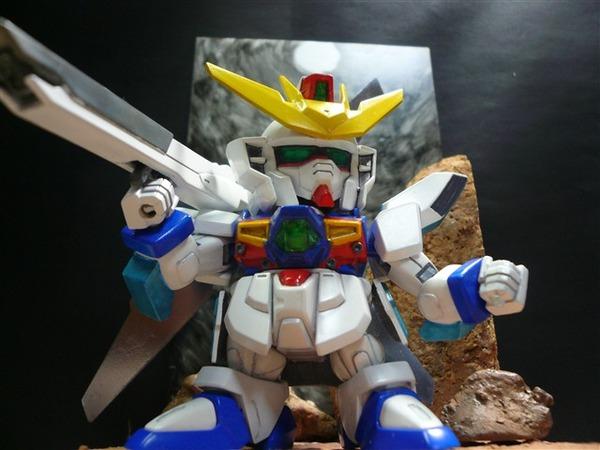 001 SD ガンダムX
