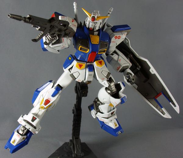003 ガンプラ ガンダムF90