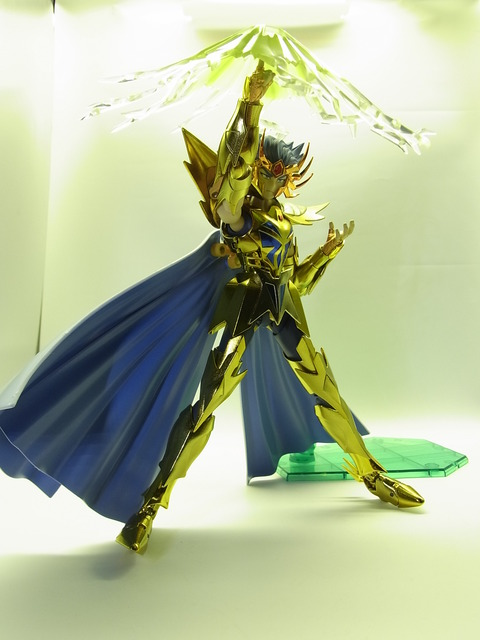 RIMG2809 【レビュー】 聖闘士聖衣神話EX キャンサーデスマスク 写真日記