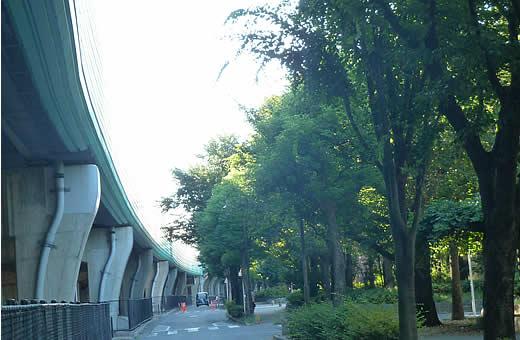 東京外環道