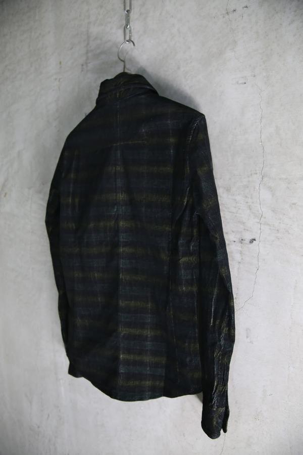 7302(コールチェックシャツ)_BLACK STALL31