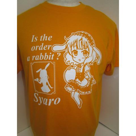 ごちうさオリジナルTシャツ『シャロ』