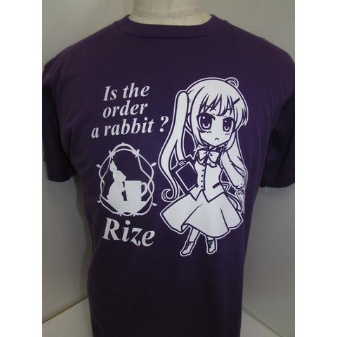 ごちうさオリジナルTシャツ『リゼ』