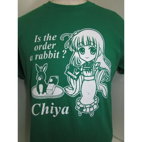 ごちうさオリジナルTシャツ『千夜』