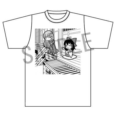 SAMPLE緊縛早苗Tシャツ