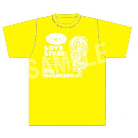 スクールアイドル 『凛』Tシャツ